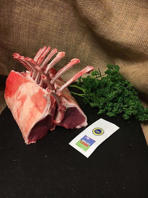 A Welsh 8 Bone Rack of Lamb