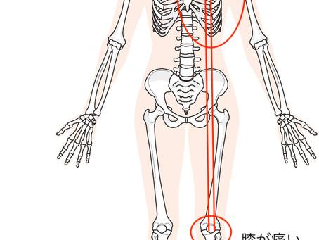 膝が痛い原因は胸の手術の影響?奈良の根本改善専門の整体先生が語る膝痛改善のヒント!