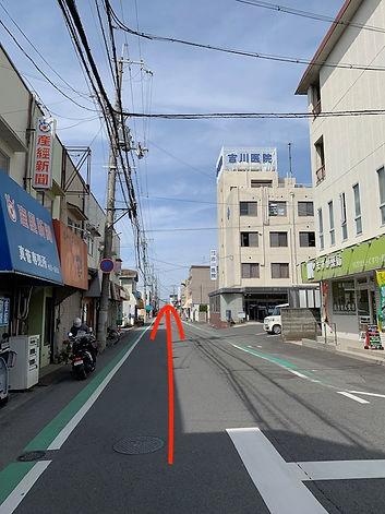 真菅駅から店まで⑨.jpg