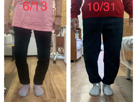 O脚は整体で改善するのか?!奈良でおすすめの整体教えて!