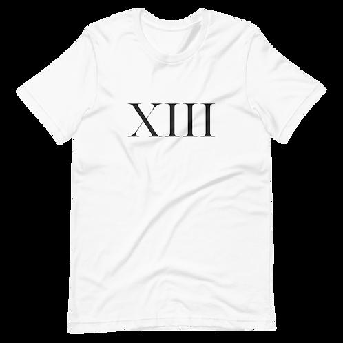 XIII - Short-Sleeve Unisex T-Shirt