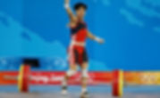 Olympic silver medal-winning weightlifter Hoang Anh Tuan