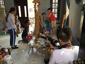 """Filming in Vietnam assisted Xtreme Media film crew to produce documentary """"Touch of Hope"""""""