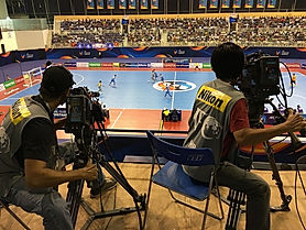 Filming in Vietnam produced live Fusal Club Championships 2017