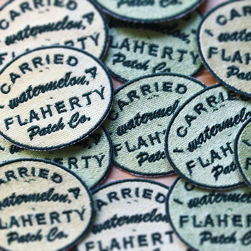 Flaherty Patch Co. Patch