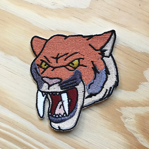 Saber Tooth Patch