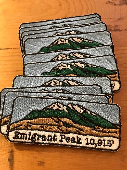 Emigrant Peak Patch