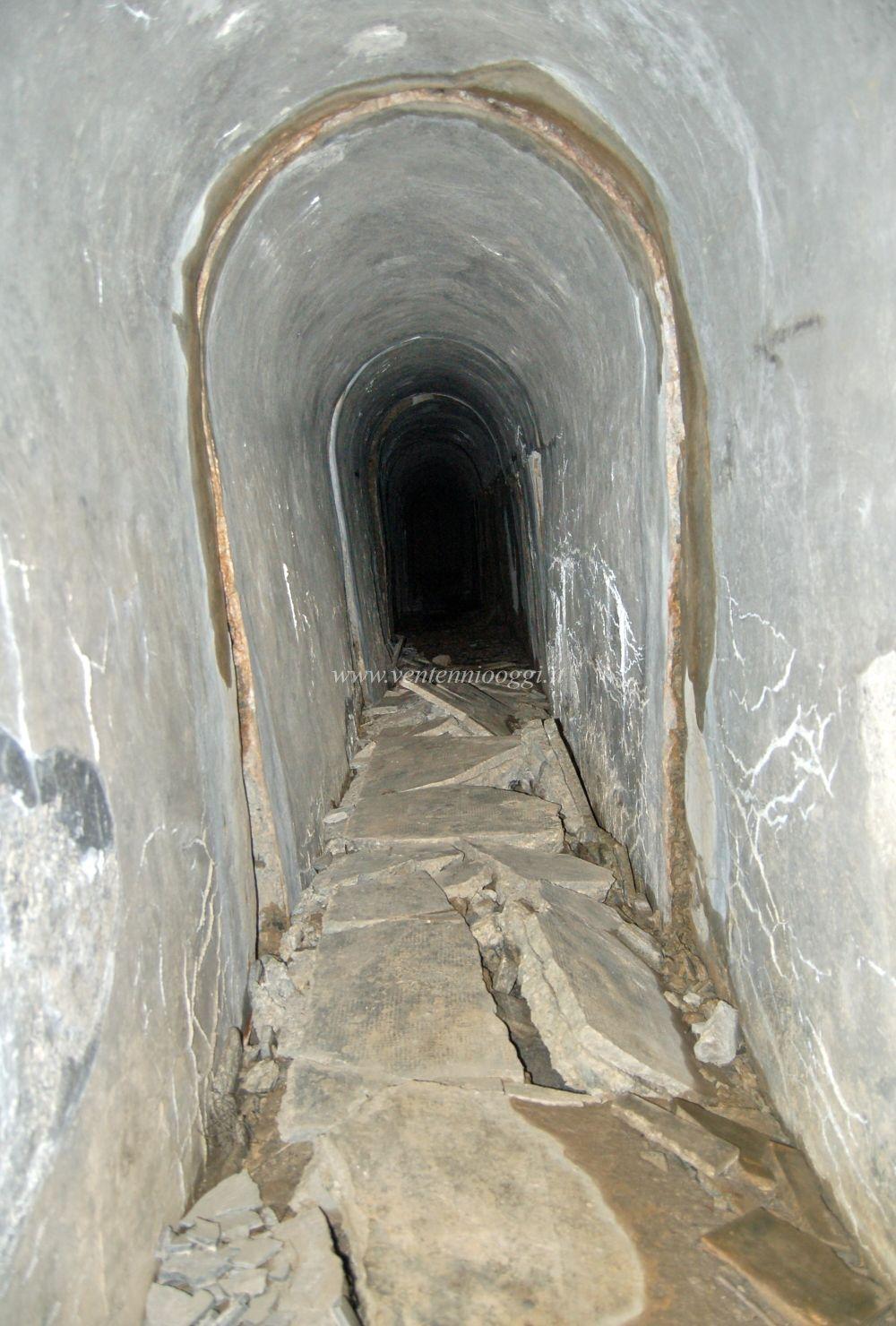 Bunker a Chianale