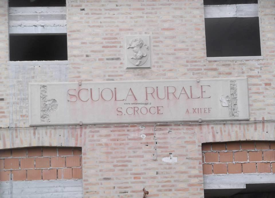 Fasci Rimossi a Santa Croce