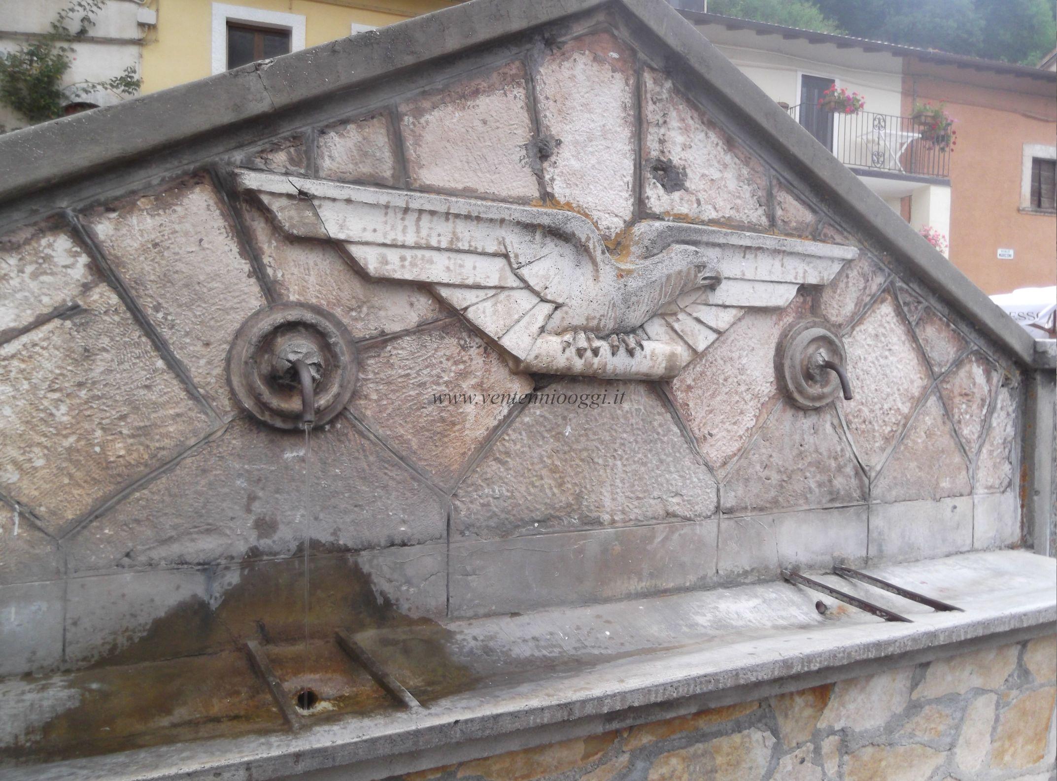 Fontana a Roccapia