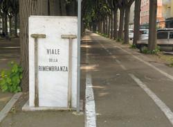 Cippo a Vercelli