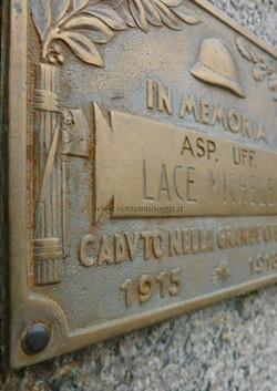 Cippi Commemorativi ad Andorno Micca