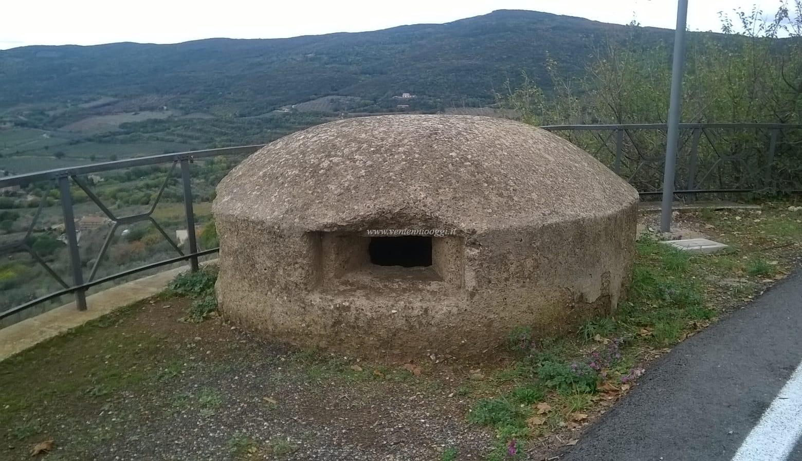 Bunker a Massa Marittima