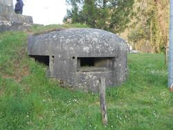 Bunker in Località Pioppetti