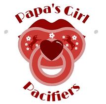 Papa's Girl Pacifiers