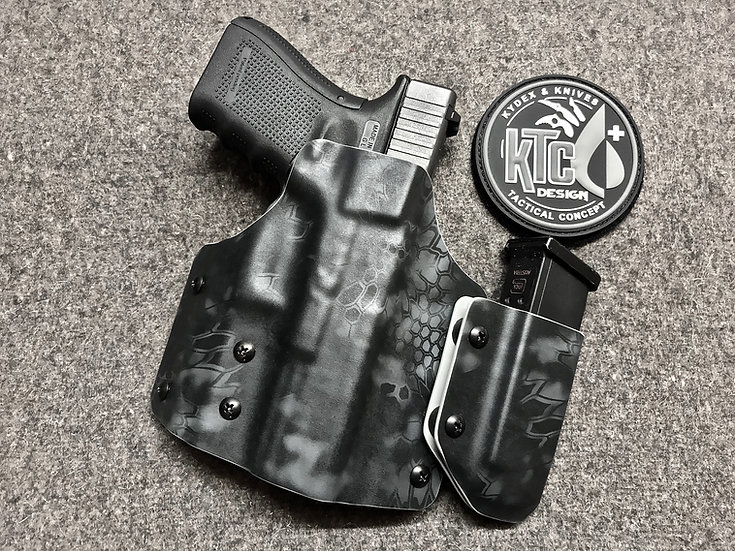 Holster Outside Combiné Magasin