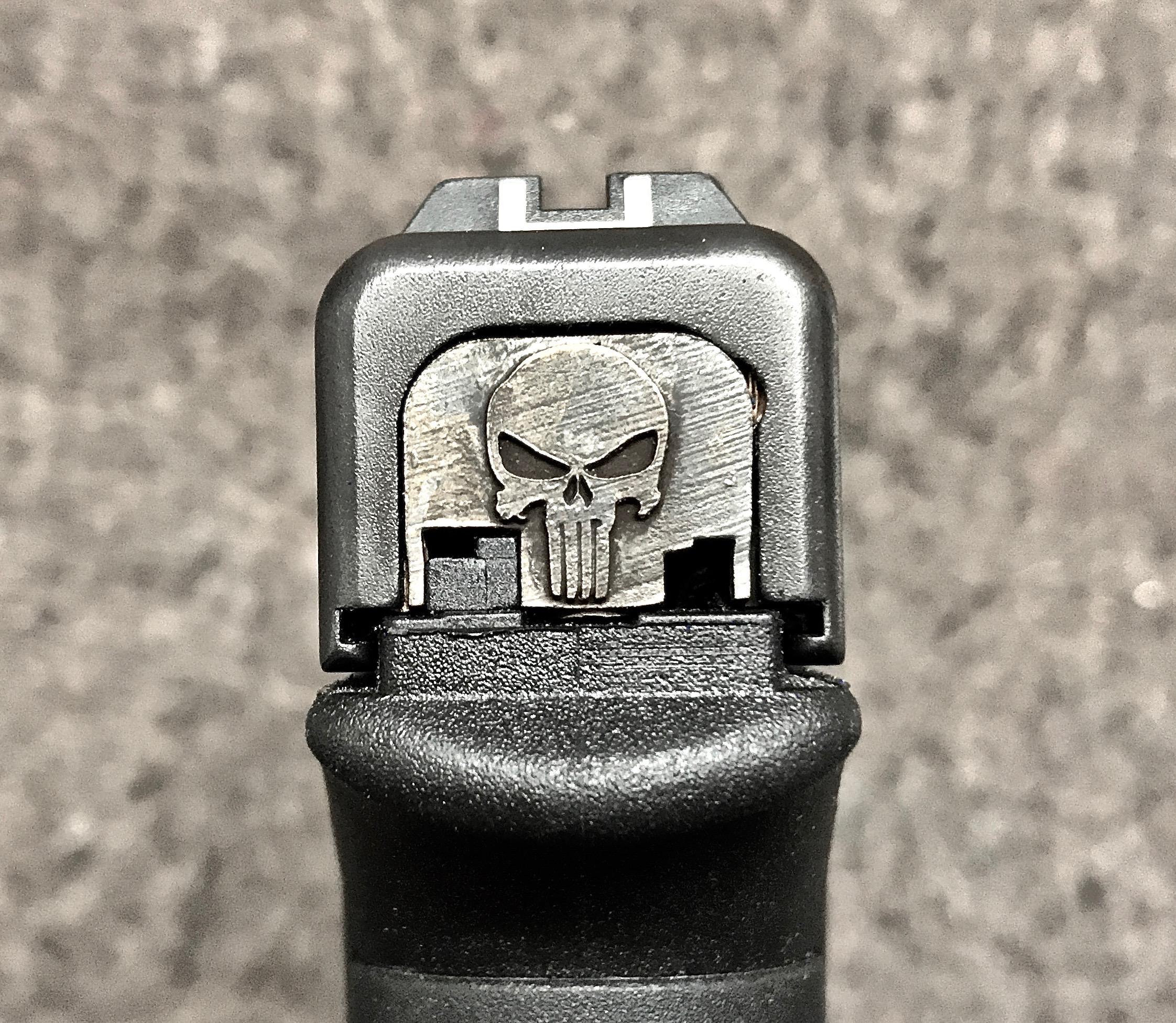 Plaquettes Glock