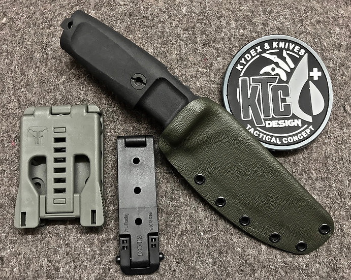 Etui Modulable Outside Tek-Lok & Clip Molle