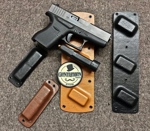 Placolimax Velcro (aimant) GENTLEMEN Tactical
