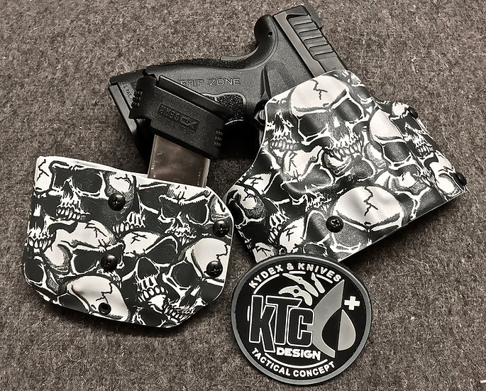 Holster Outside + Magasin double