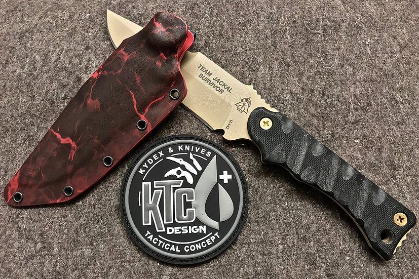 Etui Couteau Inside Lame de plus 6cm