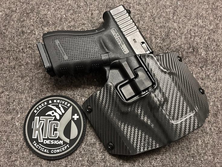 Convertisseur CQC Glock 19 (Serpa)