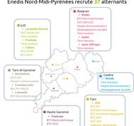 ENEDIS recrute