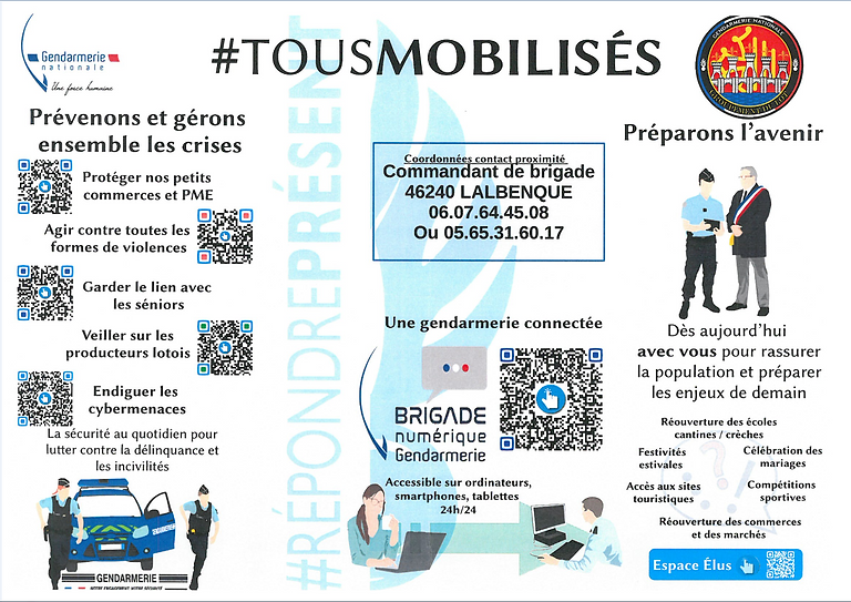 plaquette gendarmerie de lalbenque.PNG