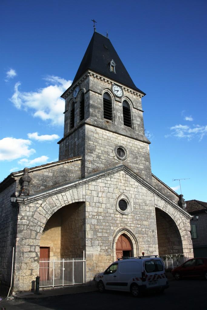Eglise St Clair
