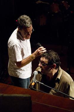 Maurício Pereira e Daniel Szafran