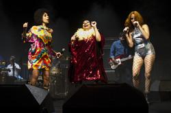 Marcia Castro, Maria Alcina e Karina