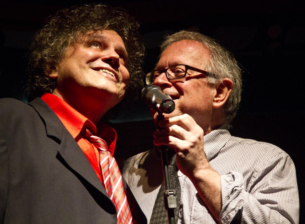 Arrigo Barnabé e Sérgio Espíndola