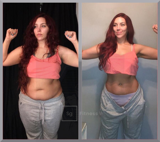 Before & After Fitness