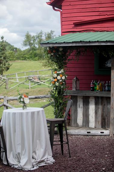 bar cocktail table