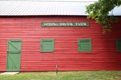 Large Barn Frontside
