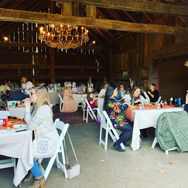 Barn Baby Shower