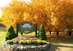 Welcome to Warwick