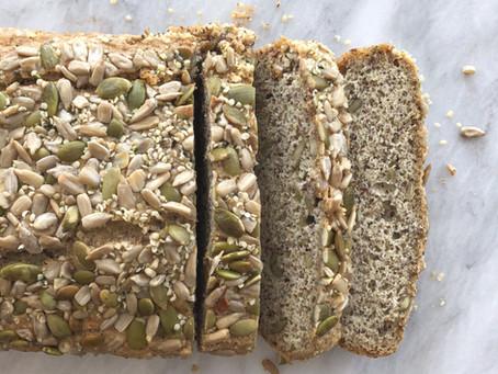 Grain-Free, Paleo Bread