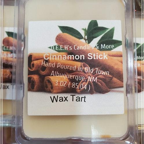CINNAMON STICK SOY WAX TART