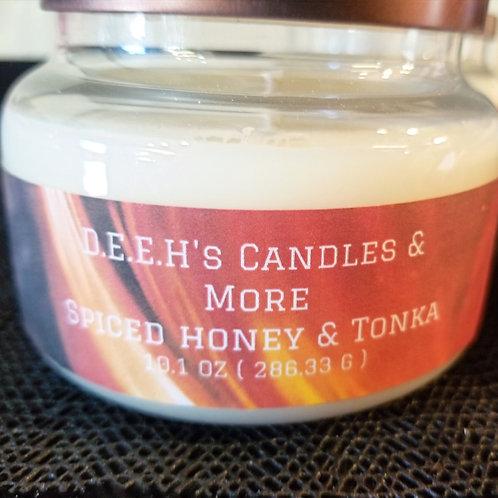 Spiced Honey & Tonka