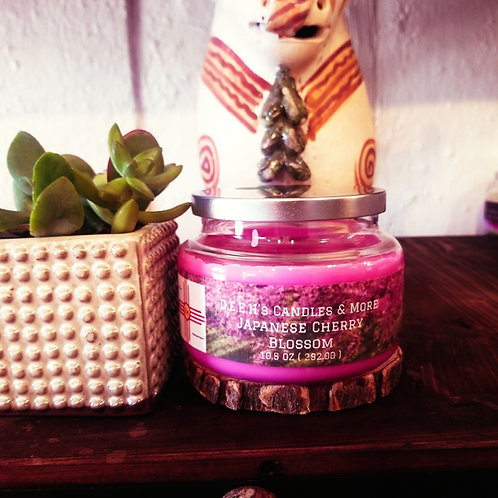 Japanese Cherry Blossom 10 Oz Soy Candle
