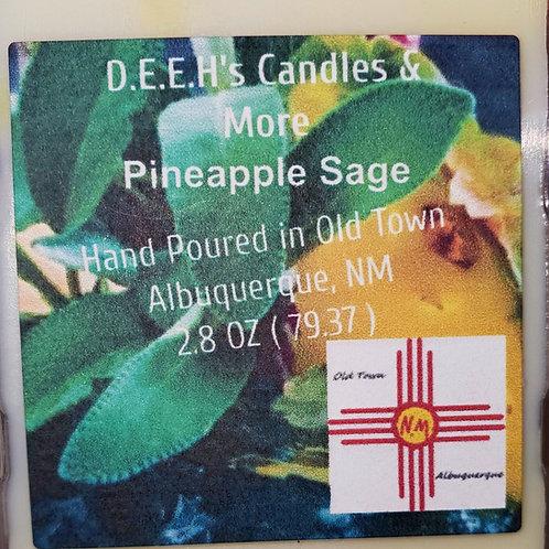 Pineapple Sage Wax Tart