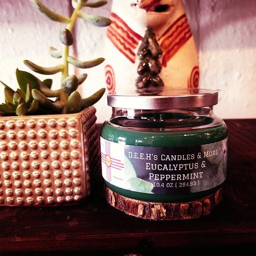 Eucalyptus & Peppermint