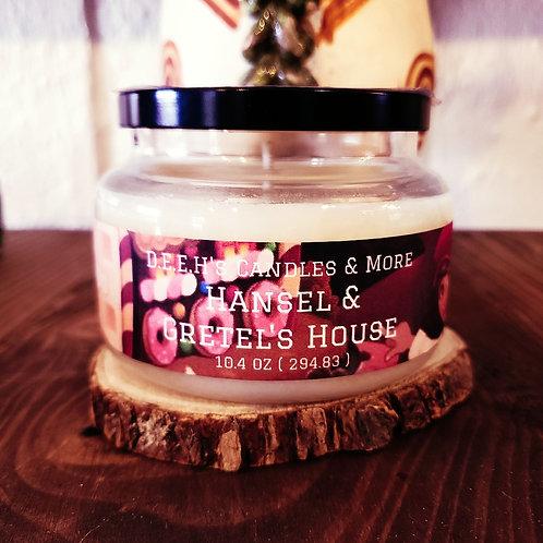 HANSEL & Gretel's House