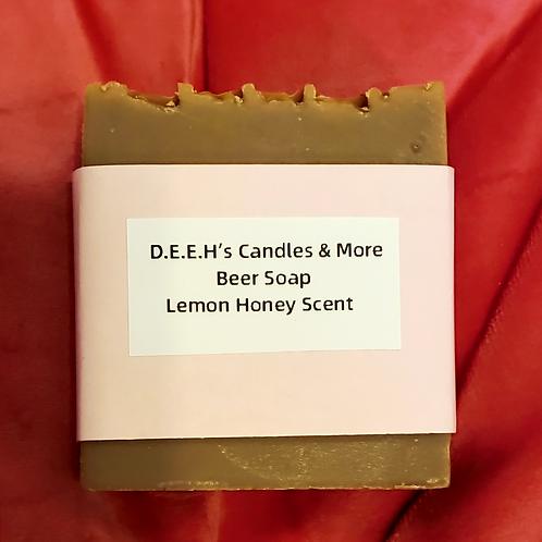 LEMON HONEY SCENTED SOAP