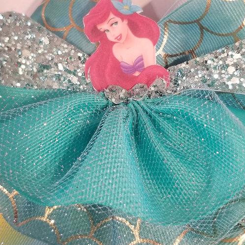 Disney inspired Hand-made Hair clip