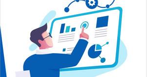 Tecnología aplicada al negocio es igual a optimo control empresarial