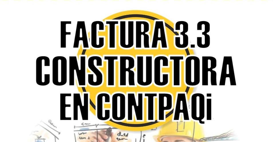 factura constructora u obra civil