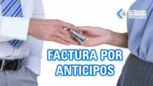 Facturación de Anticipos