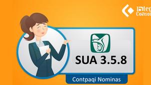 Nuevo SUA 3.5.8